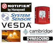 Fire Alarm, Smoke Alarm, Heat Detection Manufacturers from General Sound